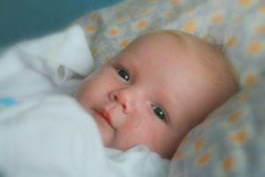 lo mejor para el bebé