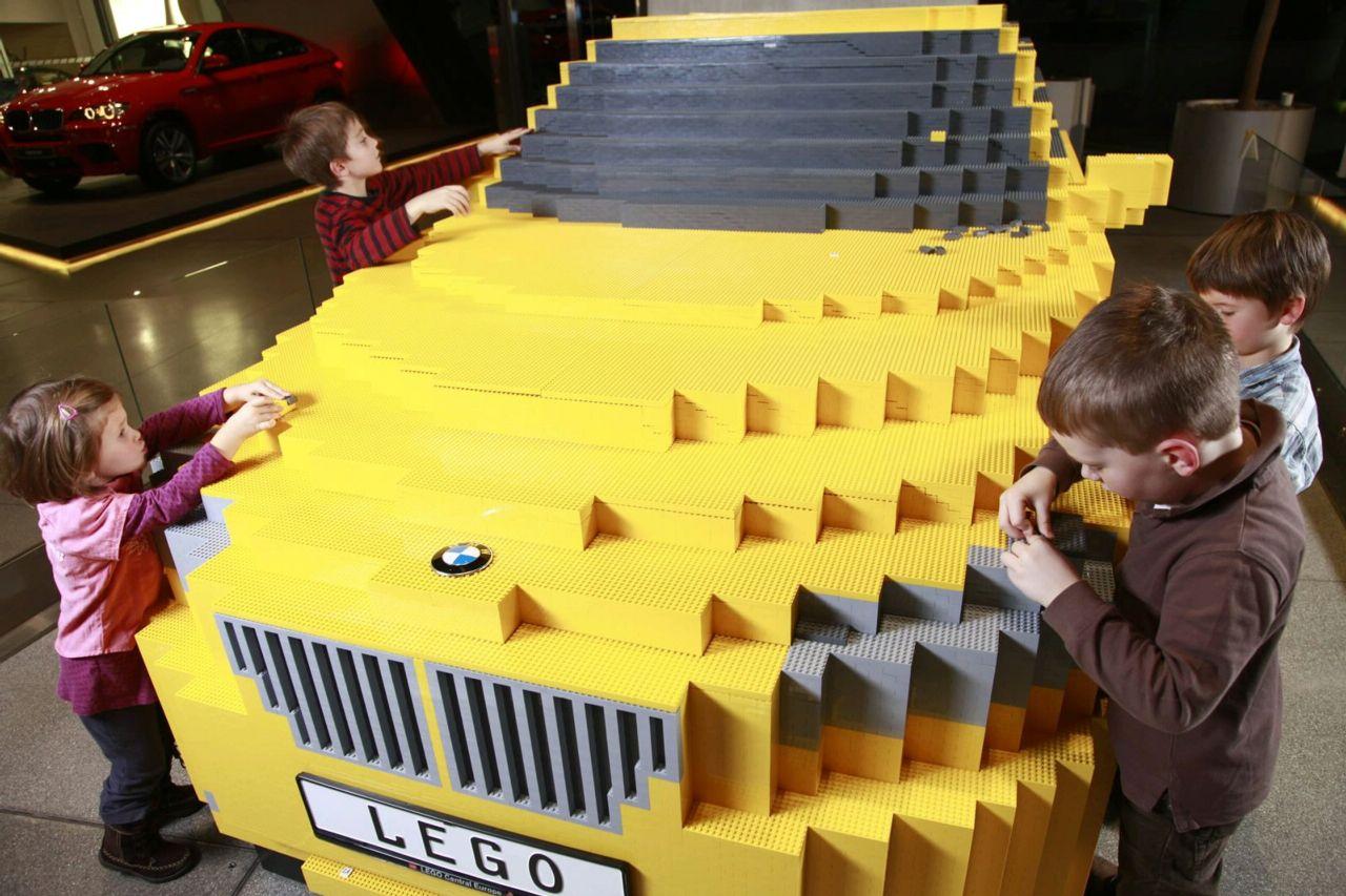 Lego viene de leg godt juega bien blog de juguetes y - Construcciones de lego para ninos ...