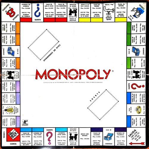 El Monopoly No Es Lo Que Parece Blog De Juguetes Y Juegos