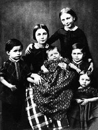 Hijos de Clara Schumann