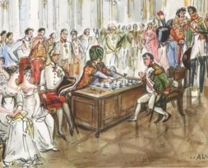 Napoleon y El Turco
