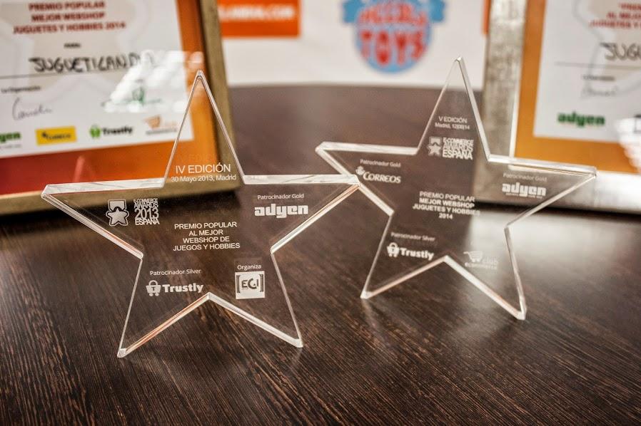 Premio e commerce award 2014 marca de la casa blog de for Juguetilandia piscinas desmontables