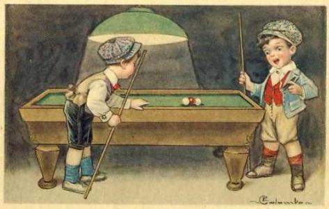 El billar juego o deporte blog de juguetes y juegos for Mesa de billar para ninos