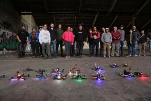 equipo dron
