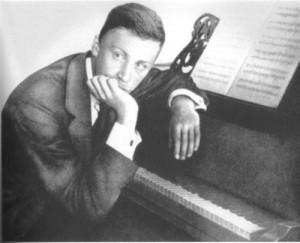 Prokofiev joven
