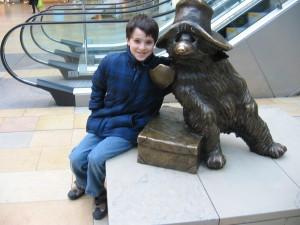 Escultura de Paddington