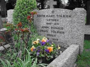Tumba de Tolkien